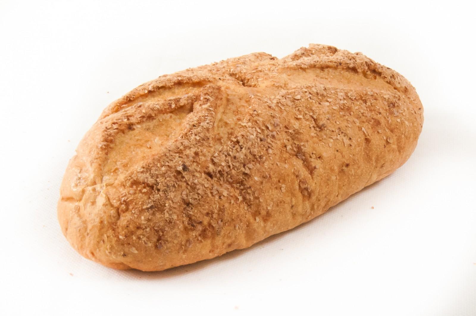 Хлеб с овсяной мукойы
